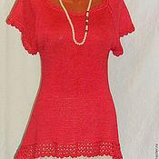 Одежда handmade. Livemaster - original item Top raspberry.. Handmade.
