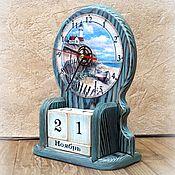 Канцелярские товары handmade. Livemaster - original item Perpetual calendar with