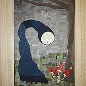 Картины и панно ручной работы. Ярмарка Мастеров - ручная работа What is...!?. Handmade.