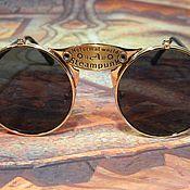 Аксессуары handmade. Livemaster - original item Glasses: GLASSES GGOGLE STEAMPUNK