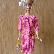 Куклы и игрушки ручной работы. Ярмарка Мастеров - ручная работа Платье лапша. Handmade.