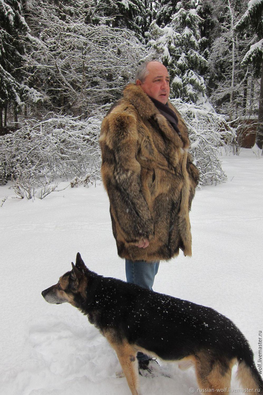 фото пальто из волка нельзя заставить спокойно