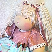 Куклы и игрушки ручной работы. Ярмарка Мастеров - ручная работа Стеша, 34 см. Handmade.