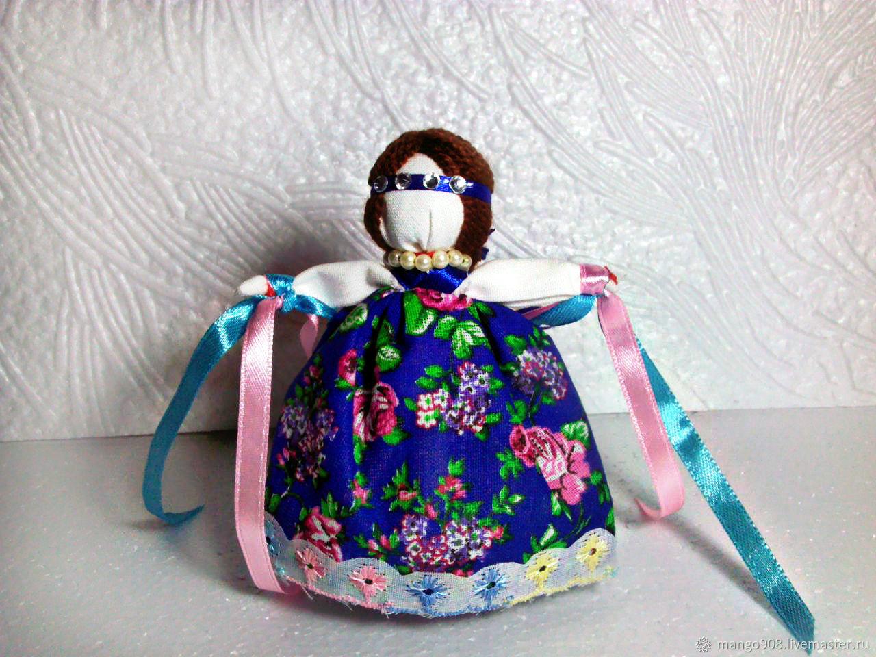 Кукла-оберег МАНИЛКА, Народная кукла, Красноярск,  Фото №1