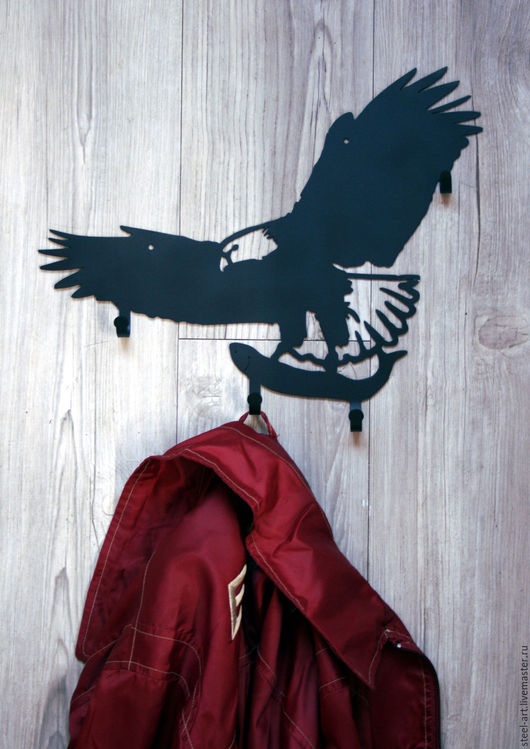 Вешалка -ключница `Орёл`