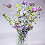 Букеты ручной работы. Ярмарка Мастеров - ручная работа Декор для дома, букет из искусственных цветов, искусственный букет. Handmade.