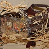 Для дома и интерьера handmade. Livemaster - original item Box for storage