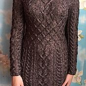 Одежда handmade. Livemaster - original item Dress knitted exclusive