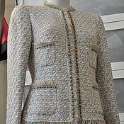 Одежда ручной работы. Ярмарка Мастеров - ручная работа женский жакет. Handmade.