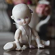 Куклы и игрушки ручной работы. Ярмарка Мастеров - ручная работа LoveChild фарфоровая малышка. Handmade.