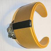 Украшения ручной работы. Ярмарка Мастеров - ручная работа Видео мастер класс. Как сделать браслет на металлической основе.. Handmade.