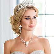 Свадебный салон handmade. Livemaster - original item Set of jewelry for the bride