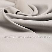 Ткани ручной работы. Ярмарка Мастеров - ручная работа Креповая итальянская шерсть. Итальянские ткани. Handmade.