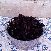 Базилик фиолетовый сушеный. Натуральная специя.