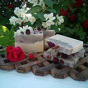 Косметика ручной работы. Ярмарка Мастеров - ручная работа Натуральное мыло с нуля с жасмином. Handmade.