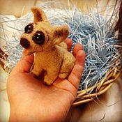 Куклы и игрушки handmade. Livemaster - original item Chihuahua. Handmade.