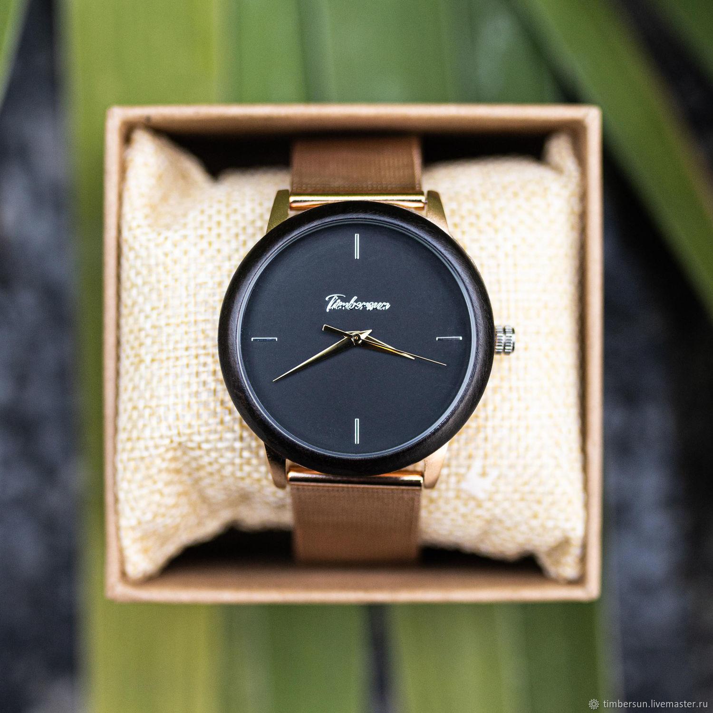 «Dune Black ENG» от Timbersun, деревянные наручные часы ручной работы – купить на Ярмарке Мастеров – MMWXQRU   Часы наручные, Москва