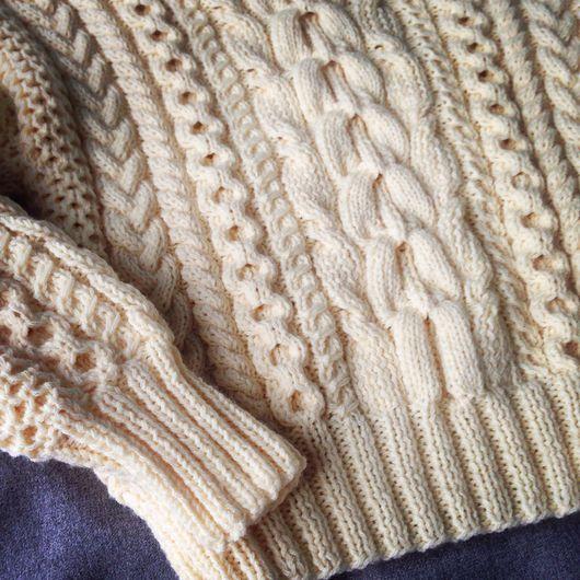 Кофты и свитера ручной работы. Ярмарка Мастеров - ручная работа. Купить Потрясающий свитер. Handmade. Свитер, одежда для женщин, шерсть