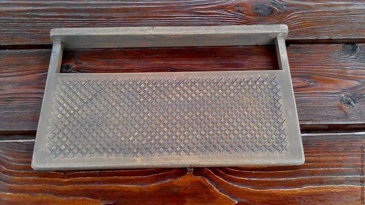 """Валяние ручной работы. Ярмарка Мастеров - ручная работа. Купить Доска для валяния - """"Малый жгутодел"""". Handmade. Инструмент для валяния"""