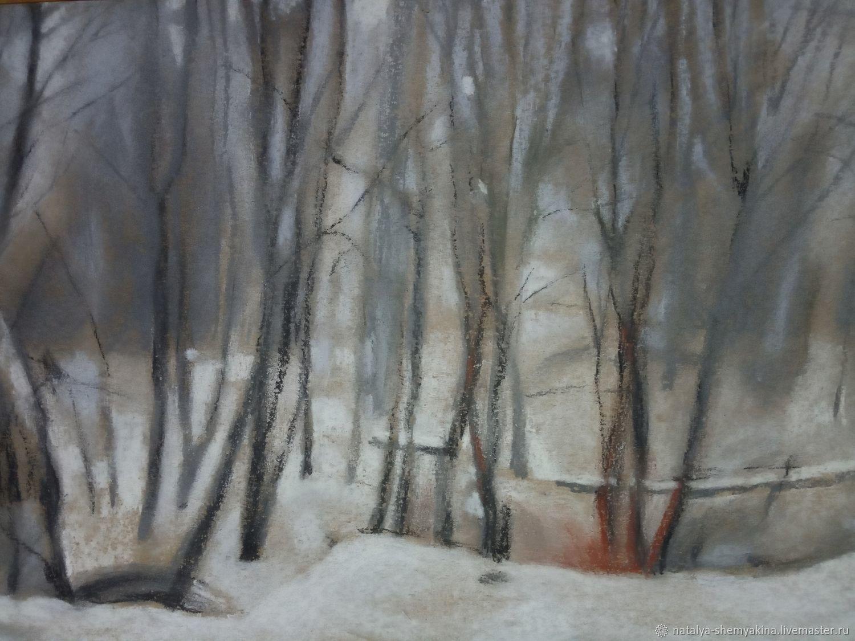 Туман, Картины, Уфа,  Фото №1