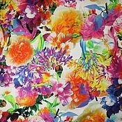 Ткани ручной работы. Ярмарка Мастеров - ручная работа Ткань плательная хлопок Германия 9034740. Handmade.
