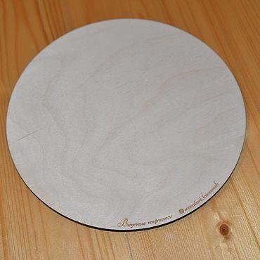 Для дома и интерьера ручной работы. Ярмарка Мастеров - ручная работа Подложка для торта. Handmade.