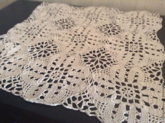 Текстиль, ковры ручной работы. Ярмарка Мастеров - ручная работа. Купить Салфетка Ретро. Handmade. Салфетка вязаная крючком