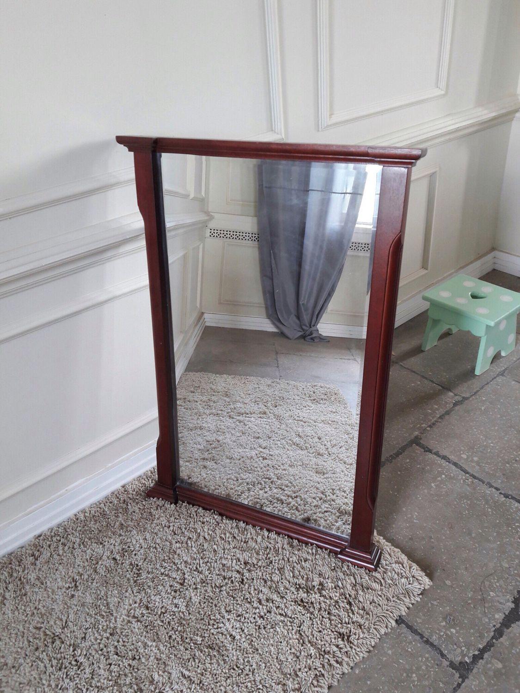 mirror in oak frame, Mirror, Moscow,  Фото №1
