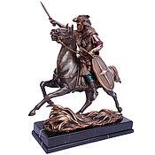Статуэтка ручной работы. Ярмарка Мастеров - ручная работа Скульптура из бронзы Римский воин. Handmade.