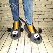 Обувь ручной работы handmade. Livemaster - original item Ballet Slippers.. Handmade.
