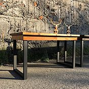 Столы ручной работы. Ярмарка Мастеров - ручная работа Стол GRAND BUDAPEST. Handmade.