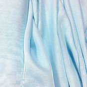 Для дома и интерьера handmade. Livemaster - original item Veil of delicate turquoise. Handmade.