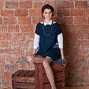 Одежда ручной работы. Ярмарка Мастеров - ручная работа Платье из бабушкиного сундука. Handmade.