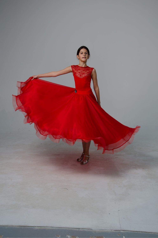 Dance Costumes handmade. Livemaster - handmade. Buy Ballroom dress-transformer for dancing (2 skirts) COLOR ENJOY.Dancer