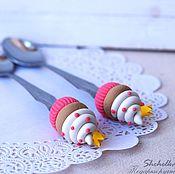Подарки к праздникам handmade. Livemaster - original item Delicious spoon