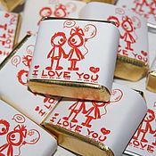 Свадебный салон ручной работы. Ярмарка Мастеров - ручная работа Painted Love..Свадебные бонбоньерки. Handmade.