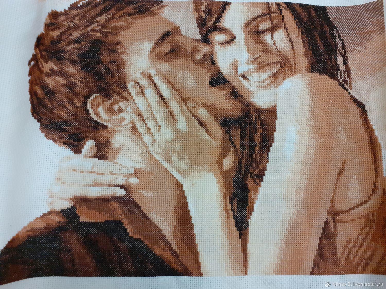 Поцелуй, Картины, Тбилисская,  Фото №1