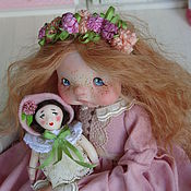 """Куклы и игрушки ручной работы. Ярмарка Мастеров - ручная работа """"Птичка"""". Handmade."""