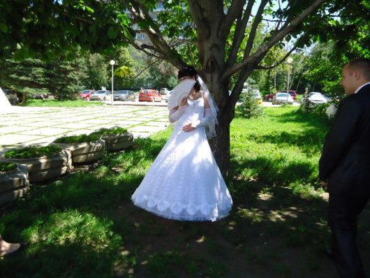 Одежда и аксессуары ручной работы. Ярмарка Мастеров - ручная работа. Купить свадебное платье ручной работы. Handmade. Платье, элегантное