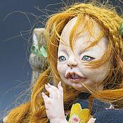 Куклы и пупсы ручной работы. Ярмарка Мастеров - ручная работа Будуарная кукла Агния. Handmade.