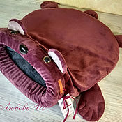 Зоотовары handmade. Livemaster - original item Bed - sleeping bag for a cat