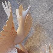 Русский стиль ручной работы. Ярмарка Мастеров - ручная работа Птица счастья  Поморская голубка. Handmade.