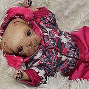 Куклы и игрушки handmade. Livemaster - original item Reborn pug Princess from Denise Pratt.(6). Handmade.