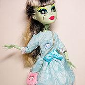 Куклы и игрушки ручной работы. Ярмарка Мастеров - ручная работа Платья для Monster High или   Ever After High. Handmade.