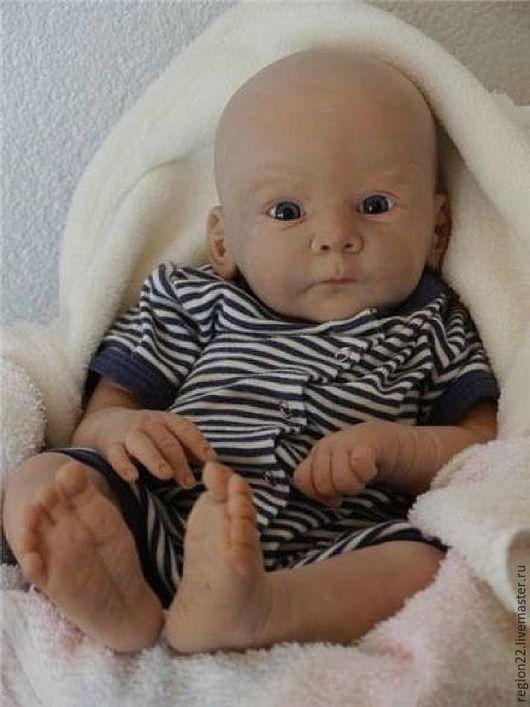 Куклы-младенцы и reborn ручной работы. Ярмарка Мастеров - ручная работа. Купить Молд Матис от Gudrun Legler. Handmade. Бежевый