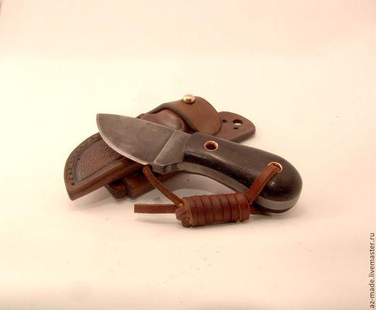 """Оружие ручной работы. Ярмарка Мастеров - ручная работа. Купить Нож """"Клоп"""". Handmade. Серебряный, Ковка, сталь"""