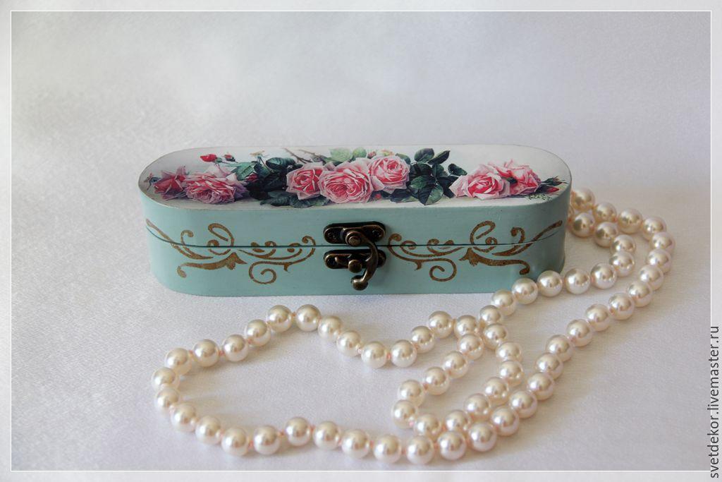 "Шкатулка ""Rose Garden"", Box, Kingisepp,  Фото №1"