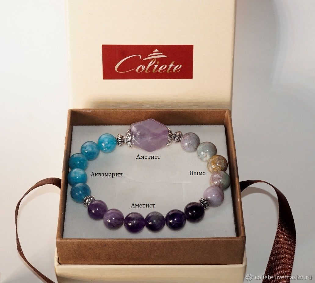 Energy bracelet made of stones ' Freedom is the highest value!', Bead bracelet, Moscow,  Фото №1