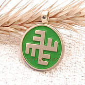 Фен-шуй и эзотерика handmade. Livemaster - original item Heavenly cross,Slavic charms charms enamel. Handmade.