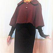 Одежда ручной работы. Ярмарка Мастеров - ручная работа Юбка, Жакет и перчатки. Handmade.